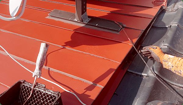 屋根修理・塗装